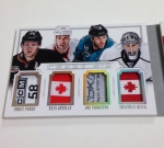 Panini America 2013-14 National Treasures Hockey Packout Part Two (10)