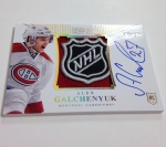 Panini America 2013-14 National Treasures Hockey Packout Part Two (43)