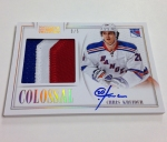 Panini America 2013-14 National Treasures Hockey Packout Part Two (54)