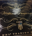 Panini America 2013-14 National Treasures Hockey Teaser (32)