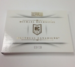 Panini America 2013-14 National Treasures Hockey Teaser (45)
