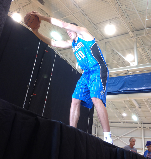 Panini America 2014 NBA Rookie Photo Shoot (17)
