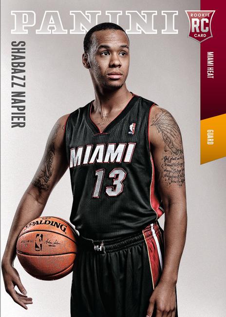 Panini America 2014 NBA RPS Next Day Cards (37)