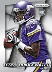Panini America 2014 Prizm Football Bridgewater Base