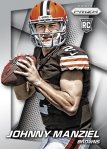 Panini America 2014 Prizm Football Manziel Base