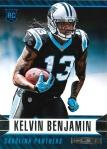 Panini America 2014 Rookies & Stars Football Benjamin Variation RC