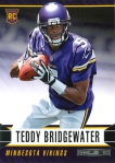 Panini America 2014 Rookies & Stars Football Bridgewater Base RC