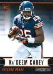 Panini America 2014 Rookies & Stars Football Carey Base RC