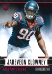 Panini America 2014 Rookies & Stars Football Clowney Base RC