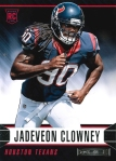Panini America 2014 Rookies & Stars Football Clowney Variation RC