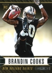 Panini America 2014 Rookies & Stars Football Cooks Variation RC