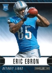 Panini America 2014 Rookies & Stars Football Ebron Base RC