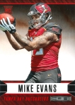 Panini America 2014 Rookies & Stars Football Evans Base RC