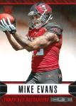 Panini America 2014 Rookies & Stars Football Evans Base RC