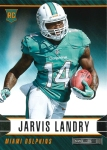 Panini America 2014 Rookies & Stars Football Landry Base RC