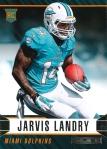 Panini America 2014 Rookies & Stars Football Landry Variation RC