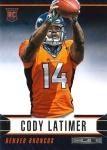 Panini America 2014 Rookies & Stars Football Latimer Base RC