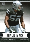 Panini America 2014 Rookies & Stars Football Mack Base RC