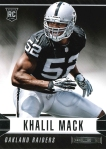 Panini America 2014 Rookies & Stars Football Mack Variation RC