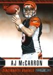 Panini America 2014 Rookies & Stars Football McCarron Base RC