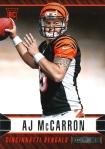 Panini America 2014 Rookies & Stars Football McCarron Variation RC