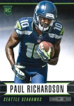 Panini America 2014 Rookies & Stars Football Richardson Base RC