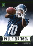 Panini America 2014 Rookies & Stars Football Richardson Variation RC