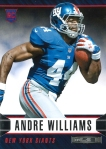 Panini America 2014 Rookies & Stars Football Williams Base RC
