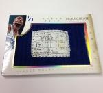 Panini America 2013-14 Immaculate Basketball Sneak Peek Alonzo Mourning (3)
