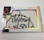 Panini America 2013-14 Immaculate Basketball Sneak Peek David Robinson (4)