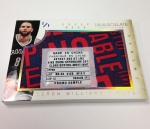 Panini America 2013-14 Immaculate Basketball Sneak Peek Deron Williams (3)