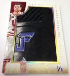 Panini America 2013-14 Immaculate Basketball Sneak Peek Jimmer Fredette (2)