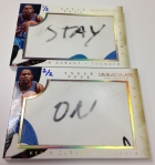 Panini America 2013-14 Immaculate Basketball Sneak Peek Kevin Durant (1)