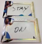 Panini America 2013-14 Immaculate Basketball Sneak Peek Kevin Durant (1)