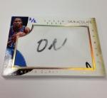 Panini America 2013-14 Immaculate Basketball Sneak Peek Kevin Durant (3)