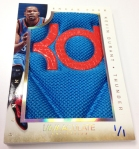 Panini America 2013-14 Immaculate Basketball Sneak Peek Kevin Durant (4)