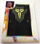 Panini America 2013-14 Immaculate Basketball Sneak Peek Kobe Bryant (2)