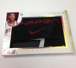 Panini America 2013-14 Immaculate Basketball Sneak Peek Scottie Pippen (6)