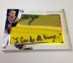Panini America 2013-14 Immaculate Basketball Sneak Peek Steph Curry (7)