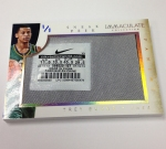 Panini America 2013-14 Immaculate Basketball Sneak Peek Trey Burke (1)