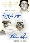 Panini America 2014 Hall of Fame 75th Anniversary Baseball Brett Ryan