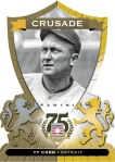Panini America 2014 Hall of Fame 75th Anniversary Baseball Cobb Gold