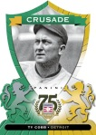 Panini America 2014 Hall of Fame 75th Anniversary Baseball Cobb Green