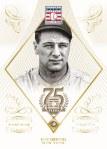 Panini America 2014 Hall of Fame 75th Anniversary Baseball Gehrig Diamond