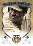 Panini America 2014 Hall of Fame 75th Anniversary Baseball Gwynn 2