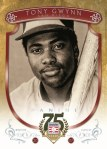 Panini America 2014 Hall of Fame 75th Anniversary Baseball Gwynn 3