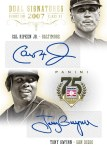 Panini America 2014 Hall of Fame 75th Anniversary Baseball Ripken Gwynn