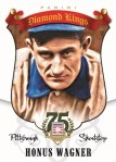 Panini America 2014 Hall of Fame 75th Anniversary Baseball Wagner