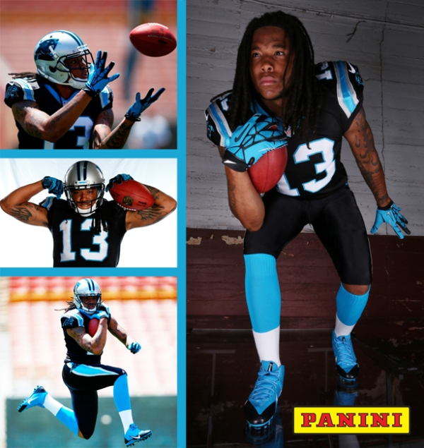 WOMEN Carolina Panthers Kelvin Benjamin Jerseys