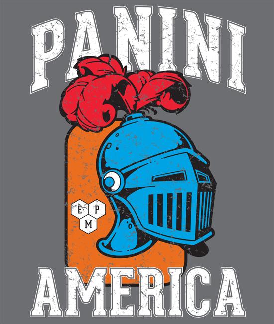 panini shirt charcoal distressed